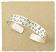Love Letter Bangle cuff Bracelet