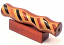 5.5 Wide Striped Wood Teleidoscope