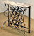 Vino Wine Storage Table by Iron Chinchilla