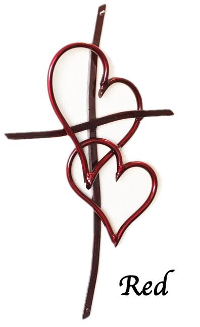 Walking In Love Clip Art: Walk In Love Cross Unity Wall Cross