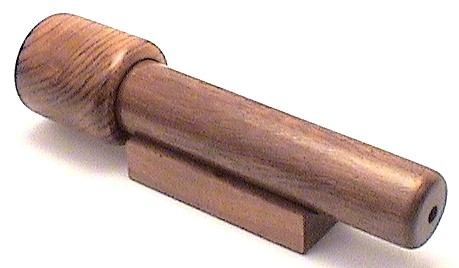 Walnut Rotating Head Kaleidoscope 5 1/2