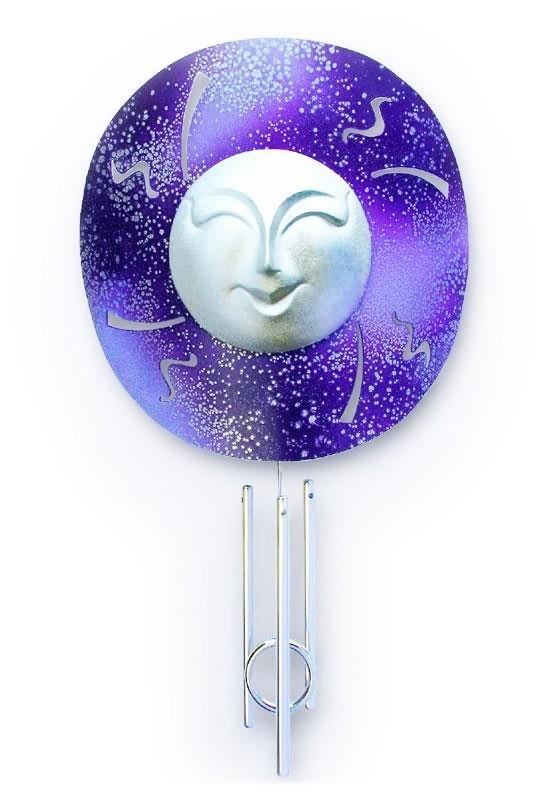 Moon Solar Chime
