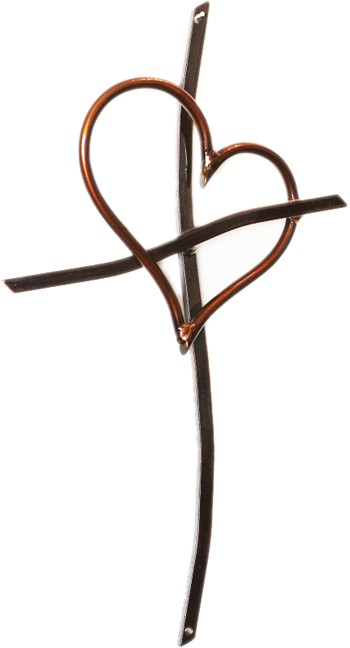Promise Cross Wall Cross    4 finishes 2 sizes