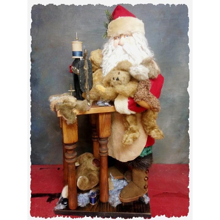 Bear Repair Santa
