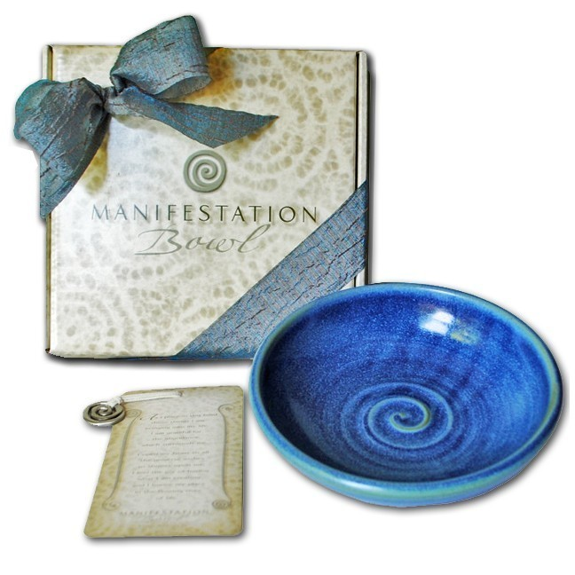 Manifestation Bowl by Blessings Bowl
