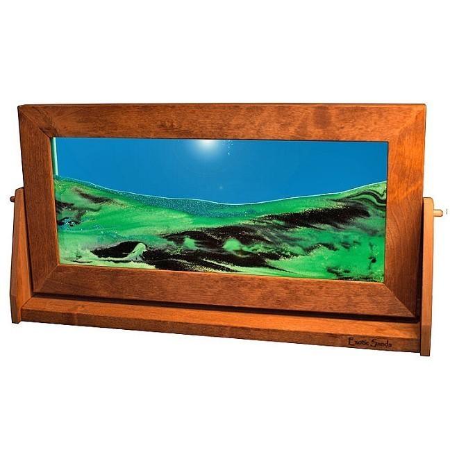 Sand Art Moving Pictures XLarge Summer Turquoise Alder