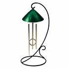 Jewel Sprite Solar Chime Emerald