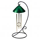 Jewel Sprite Solar Chime Emerald