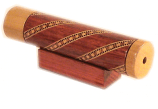 """Wooden Kaleidoscope with Rotating Dry Chamber 6"""""""