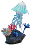 Jellyfish Lamp Reef Sculpture 10 Colors