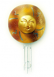 Sun Solar Chime