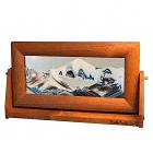Moving Sand Pictures Alder Arctic Glacier Clear Med.