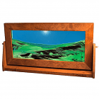 Sand Art Moving Pictures XLarge Summer Turquoise Alder