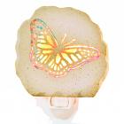 Butterfly Nightlight (tie dye)