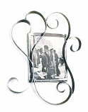 Metal 8x10 Picture Frame Hotel DeVille | 4 finishes