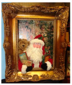 Brian Kidwell's Portrait of St. Nick