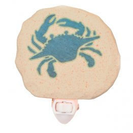 Atlantic Blue Crab Nightlight