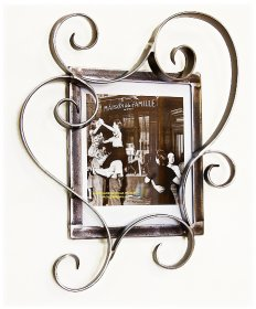 8x10 Picture Frame Contemporary Bloom | 4 finishes