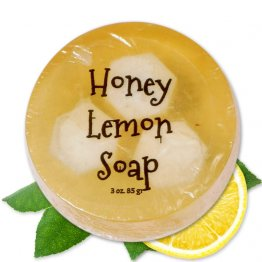 Honey Lemon Glycerin Soap