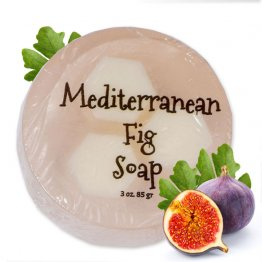 Mediterranean Fig Glycerin Soap