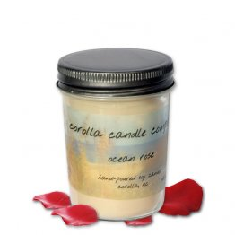 Ocean Rose Hand Poured Soy Candle