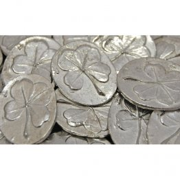 Four Leaf Clover Pocket Charms Bulk 50 Piece ★ Only $1.54ea USA FREE SHIPPING