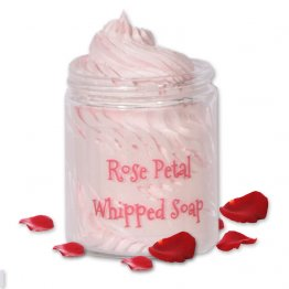 Rose Petal Whipped-Soap