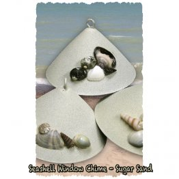 Seashell Window Chime