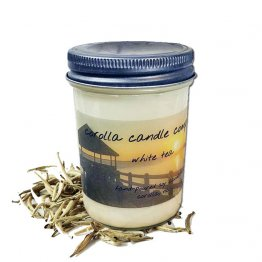 White Tea Spa Soy Candle