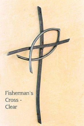 Fishers Of Men Wall Cross