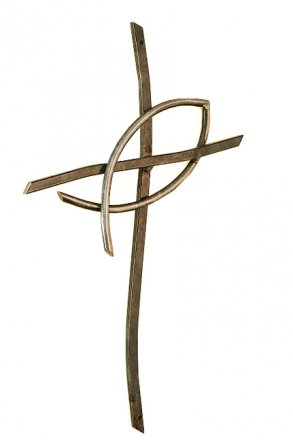 Fishers Of Men Wall Cross | 4 finishes 2 sizes