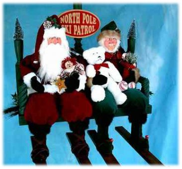 North Pole Ski Patrol