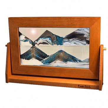 sand art pictures in frames