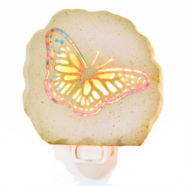 Butterfly Nightlight (tie dye)