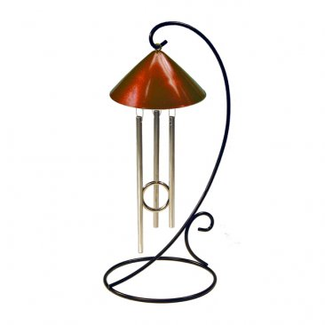 Ruby Jewel Sprite Solar Chime