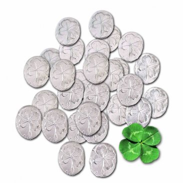 Lucky Clover Pocket Charms Bulk