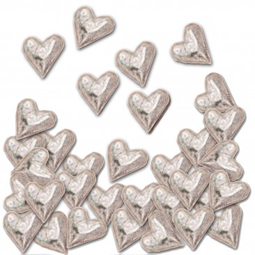♥ Hearts Pocket Charms Bulk 50 Piece ♥Only $1.54ea USA FREE SHIPPING
