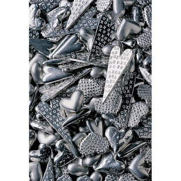 Mixed Hearts Pocket Charms Bulk 50 Piece ♥ Only $1.54ea USA FREE SHIPPING