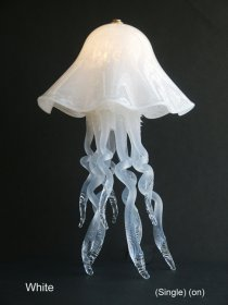 Jellyfish Table Lamp White Pick From 10 Colors